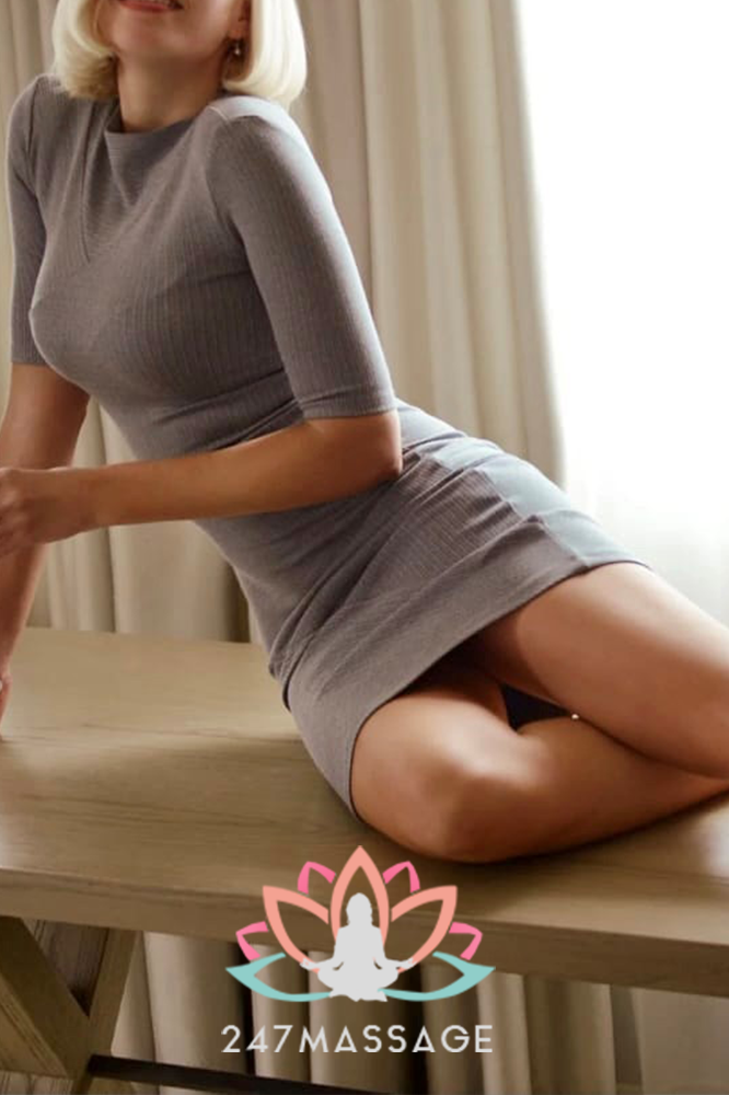 Hot Erotic Massage Megan